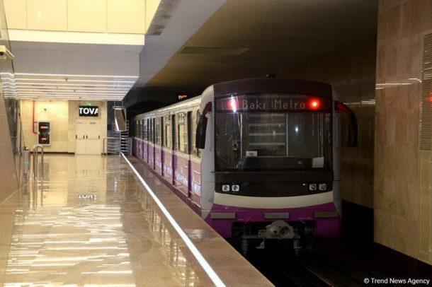 метро баку 8