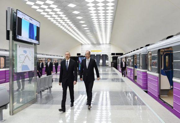 метро баку 2