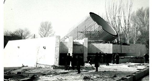 строительство ереванского метро 4