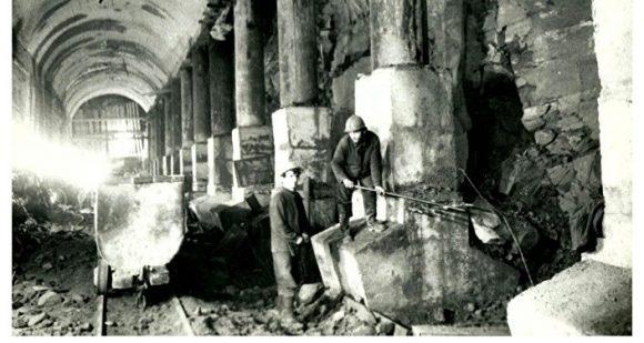 строительство ереванского метро 5